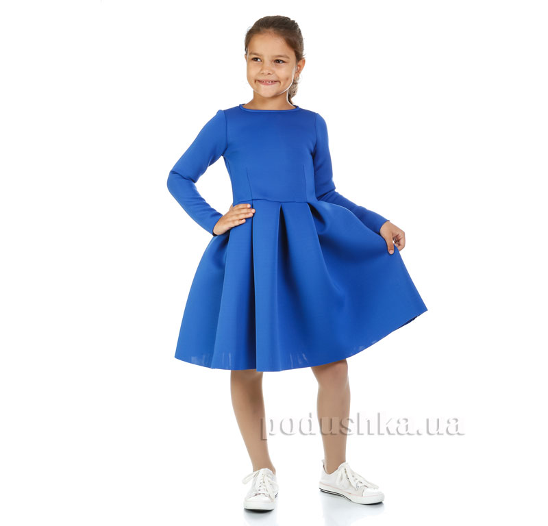 Платье Kids Couture 17-231 электрик