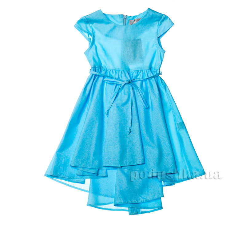 Платье Kids Couture 2015-58 голубое