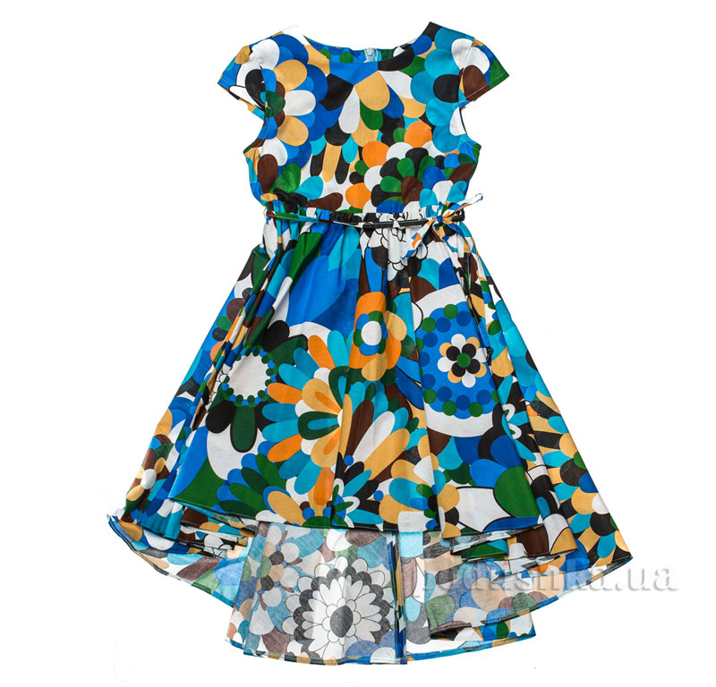 Платье Kids Couture 2015-58 калейдоскоп