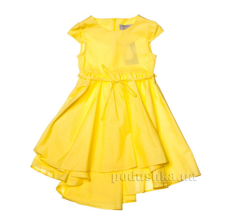 Платье Kids Couture 2015-58 желтое