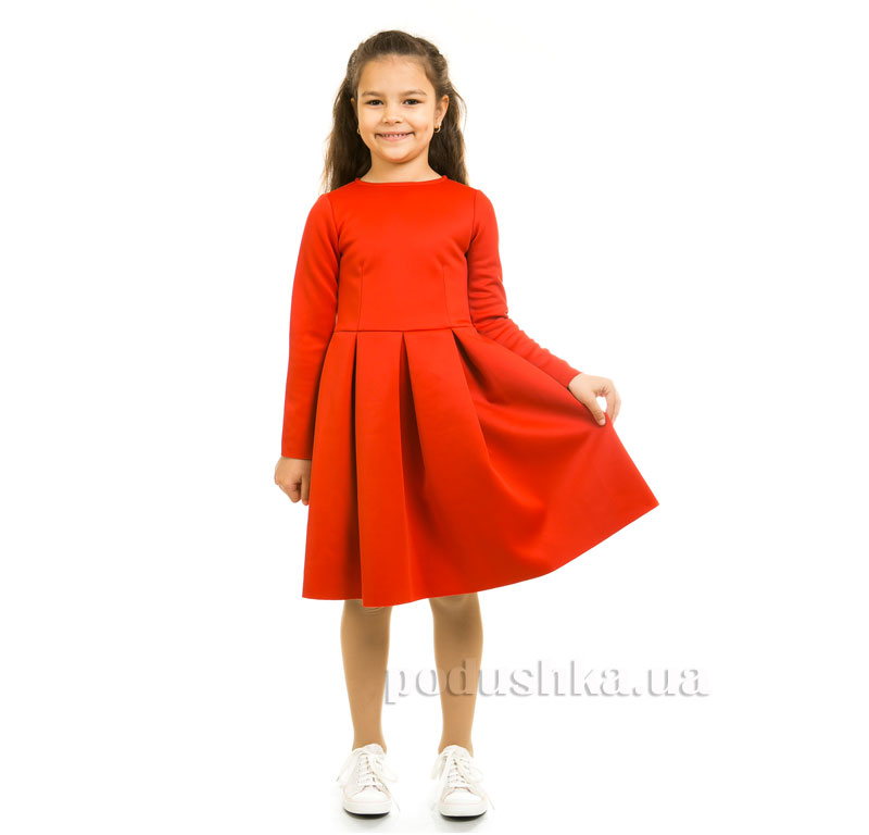 Платье Kids Couture 17-231 красное
