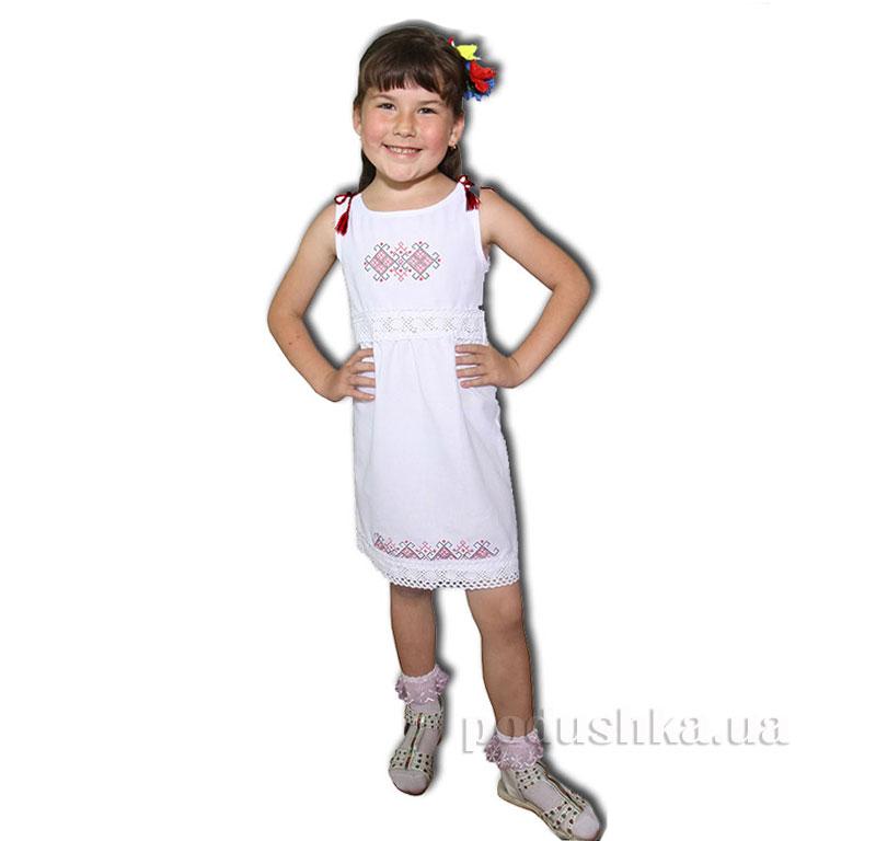 Платье с вышивкой Bimbissimi ПЛТ-004