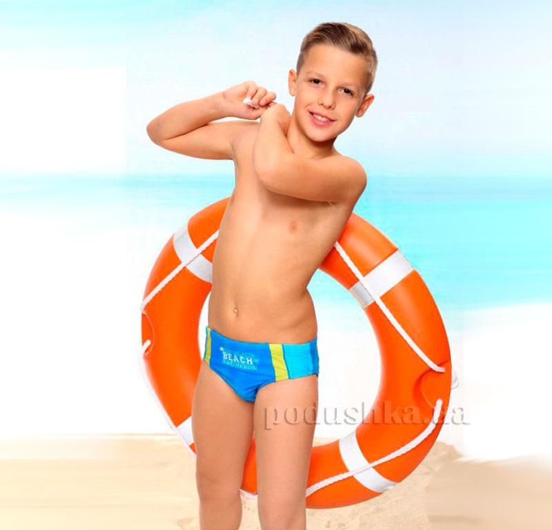 Плавки для мальчика Surfers Keyzi голубые