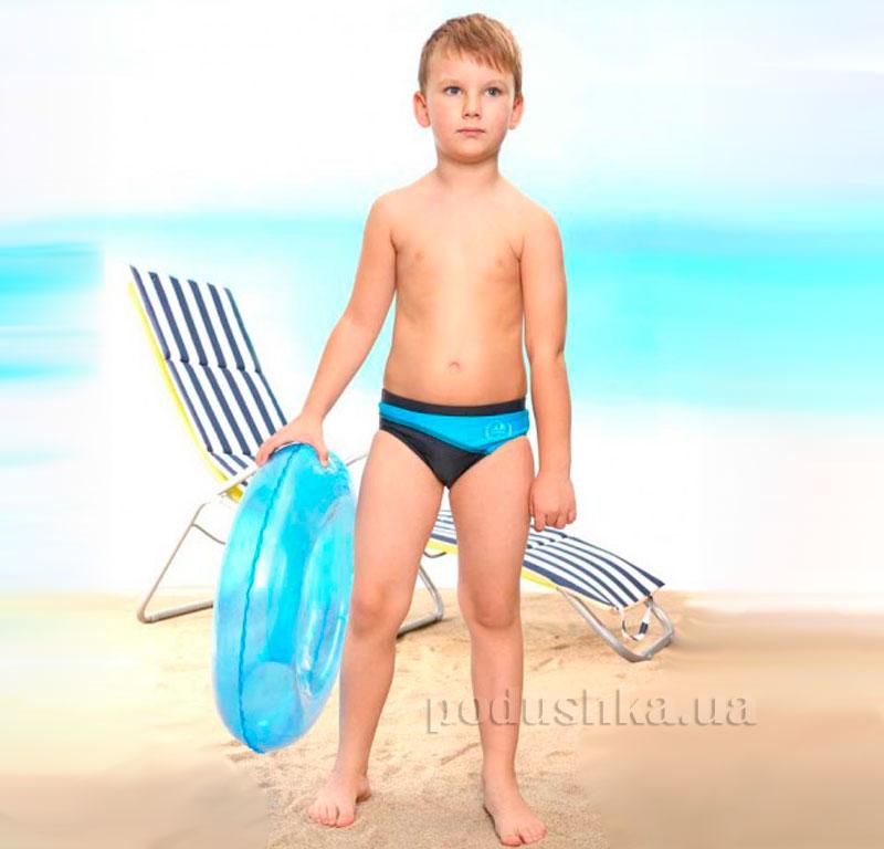 Плавки для мальчика Vojager темно-синие