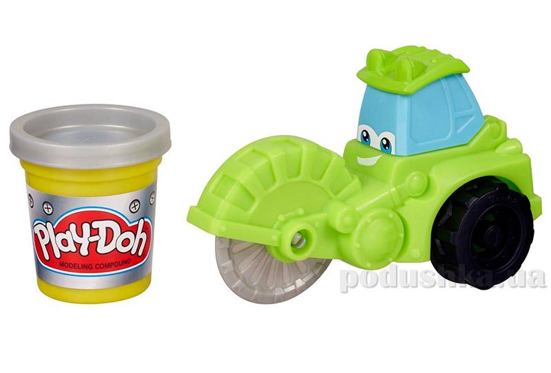 Play-Doh Игровой набор Машинка для строительства дорог в ассортименте 2 вида 49492 Hasbro