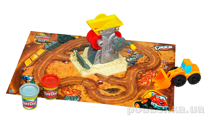 Play-Doh Набор пластилина Строительные наборы в ассортименте 49413 Hasbro