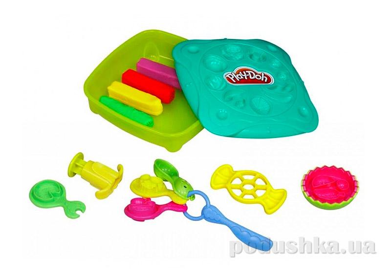Play-Doh Набор Пластилина Завтрак в ассортименте 6 видов Hasbro 20608