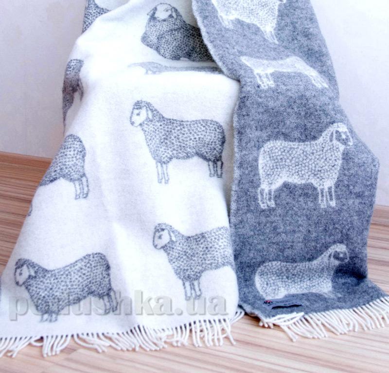 Плед Barker Textiles Барашки