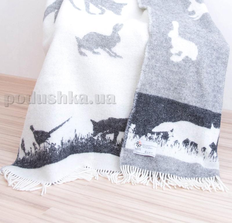 Плед Barker Textiles Охота