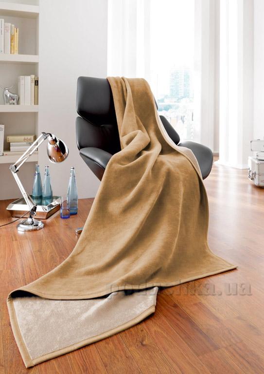 Плед Bocasa Exquisite cotton Kamel 628633