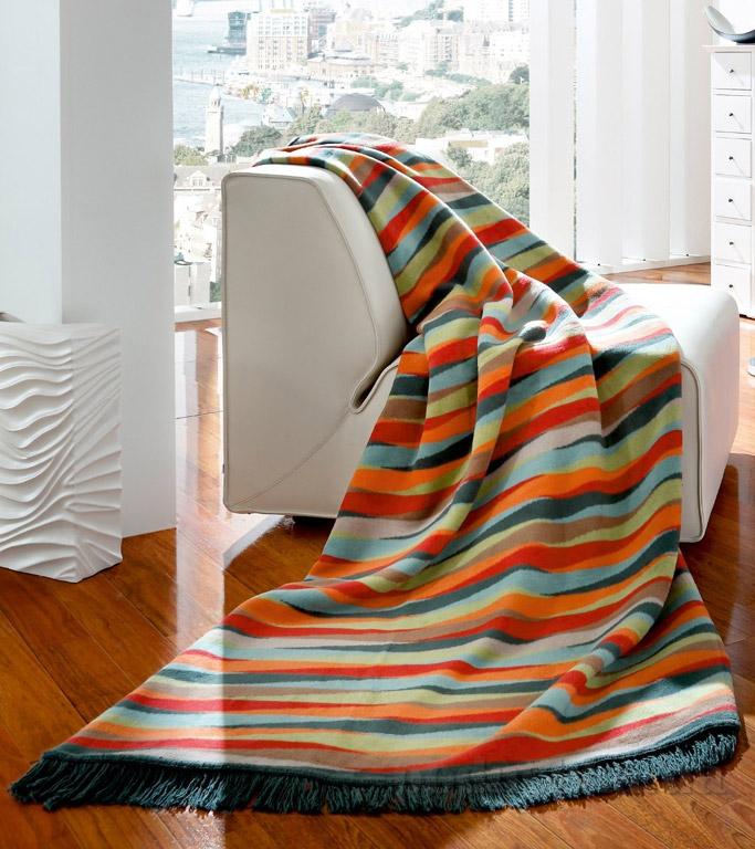 Плед Bocasa Exquisite cotton plus Colorfusion 628084