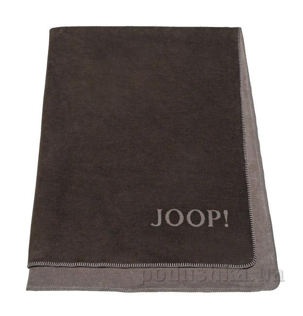 Плед Bocasa JOOP! MCS коричневый