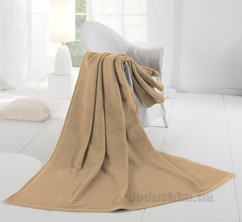 Плед Bocasa Orion cotton Kamel 240226