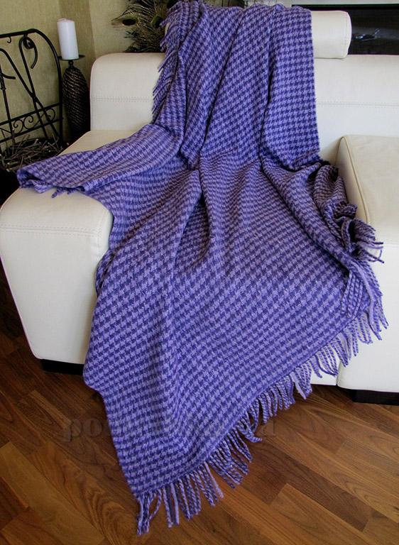 Плед Torino LightHouse фиолетовый 21571