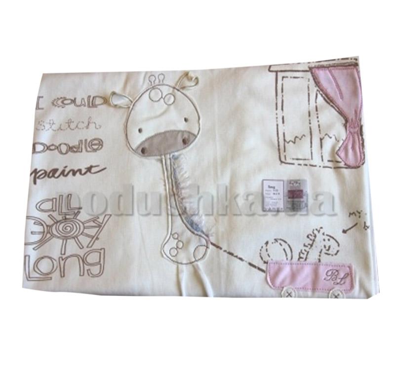 Плед Жирафчик Baby Life 9-08
