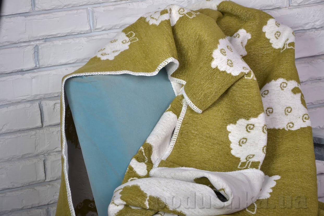 Плед-одеяло Барашки WOT ALE 004/2