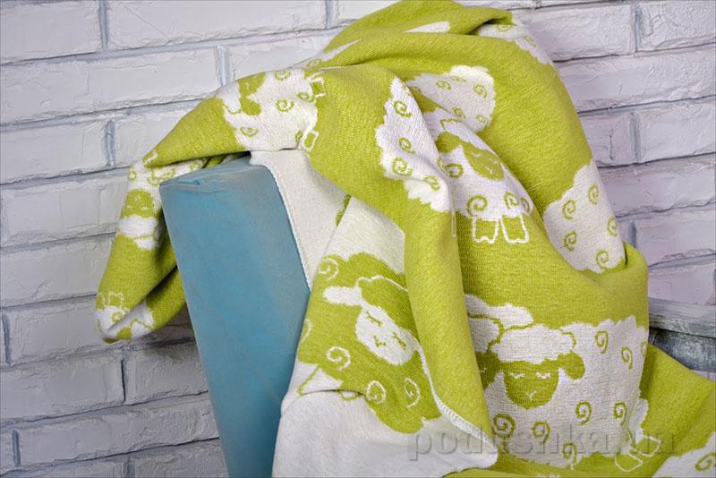 Плед-одеяло Барашки WOT ALE 004/3