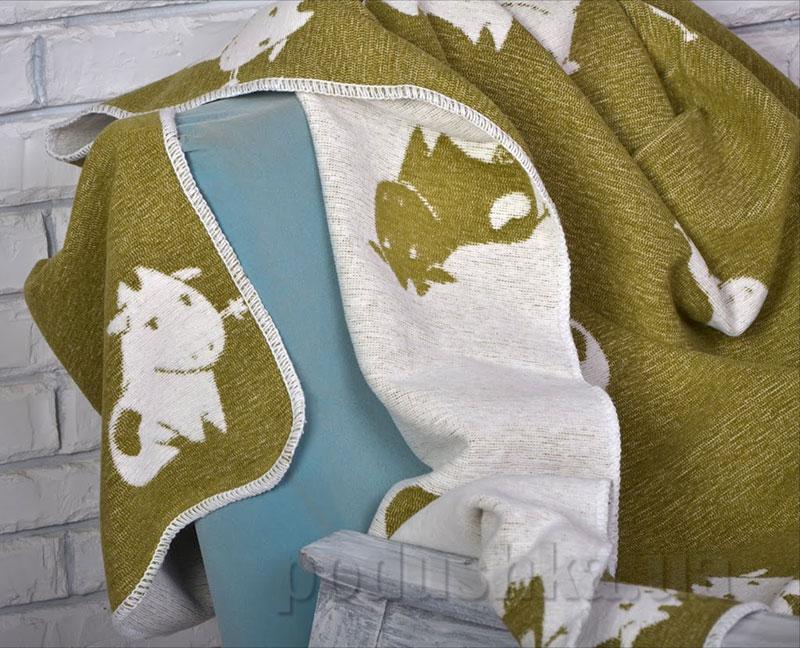 Плед-одеяло Коровки WOT ALE 003/2