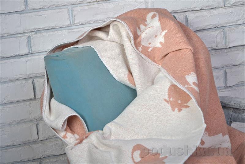 Плед-одеяло Коровки WOT ALE 003/4