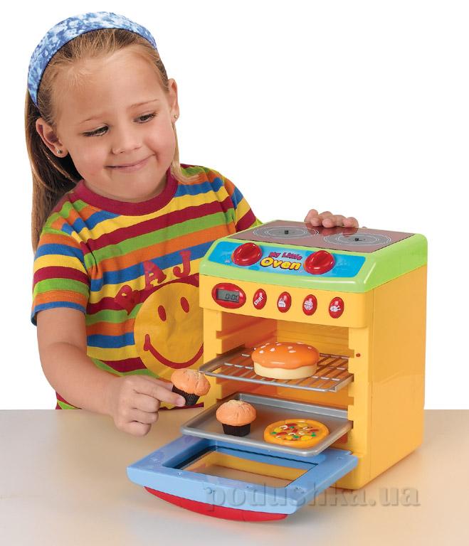 Плита с духовкой PlayGo