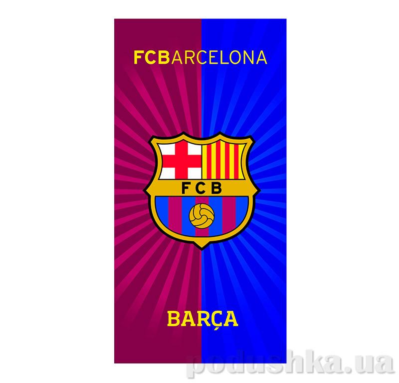 Пляжное полотенце Hobby FC Barcelona V1
