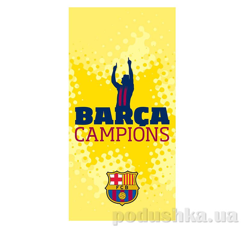 Пляжное полотенце Hobby FC Barcelona V2