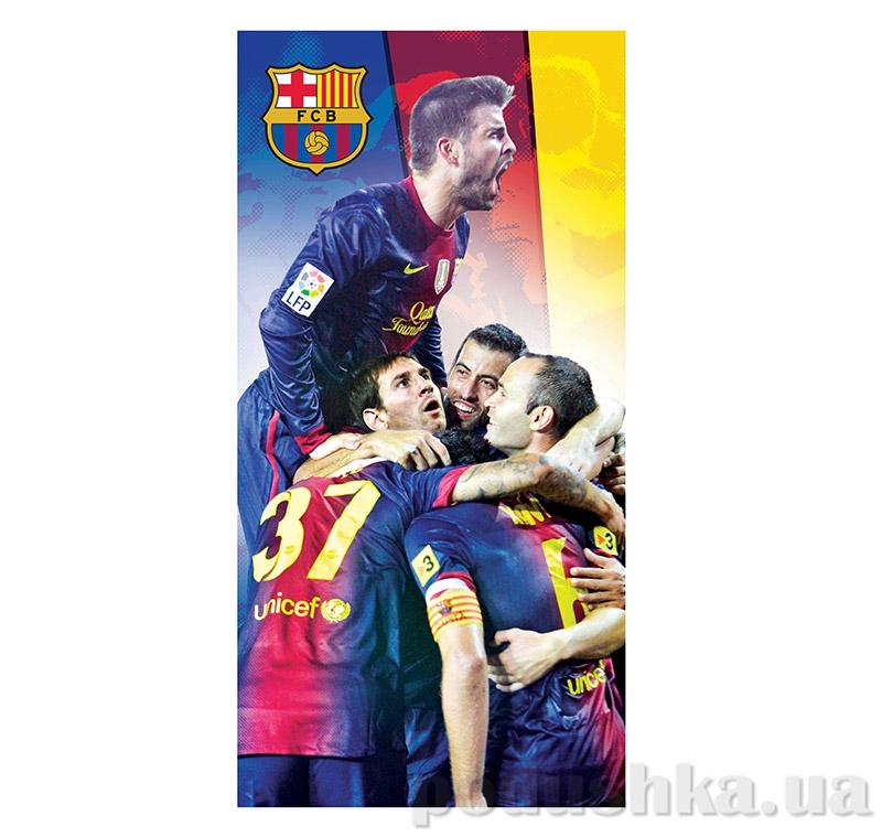 Пляжное полотенце Hobby FC Barcelona V4