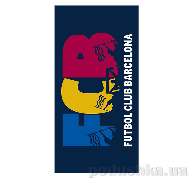 Пляжное полотенце Hobby FC Barcelona V5