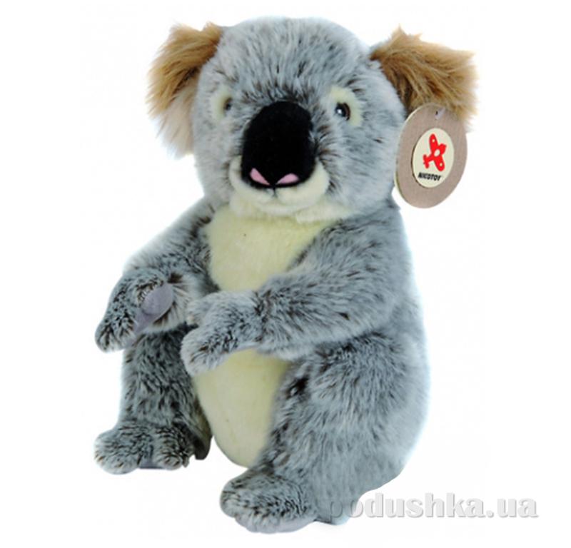 Плюшевая игрушка Коала 30 см Nicotoy 5851026