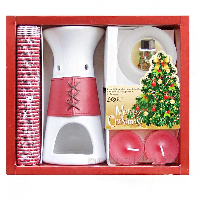 Подарочный набор с аромолампой Angel Gifts GR13101 0011