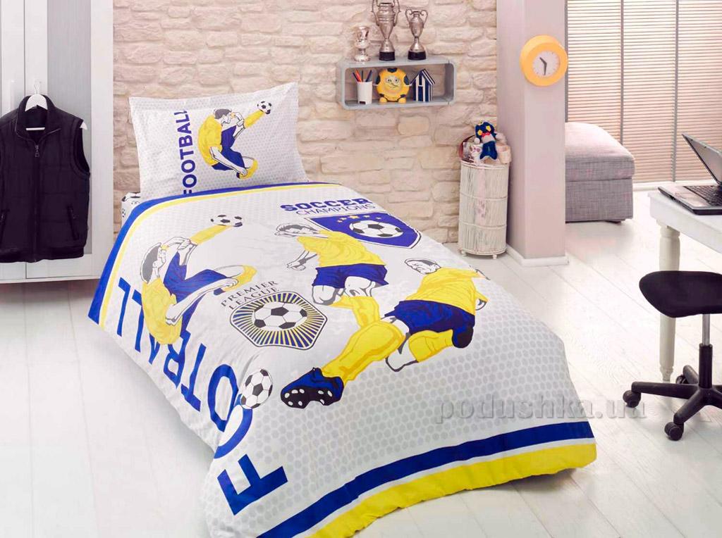 Подростковое постельное белье Aran Clasy Champions FB V1