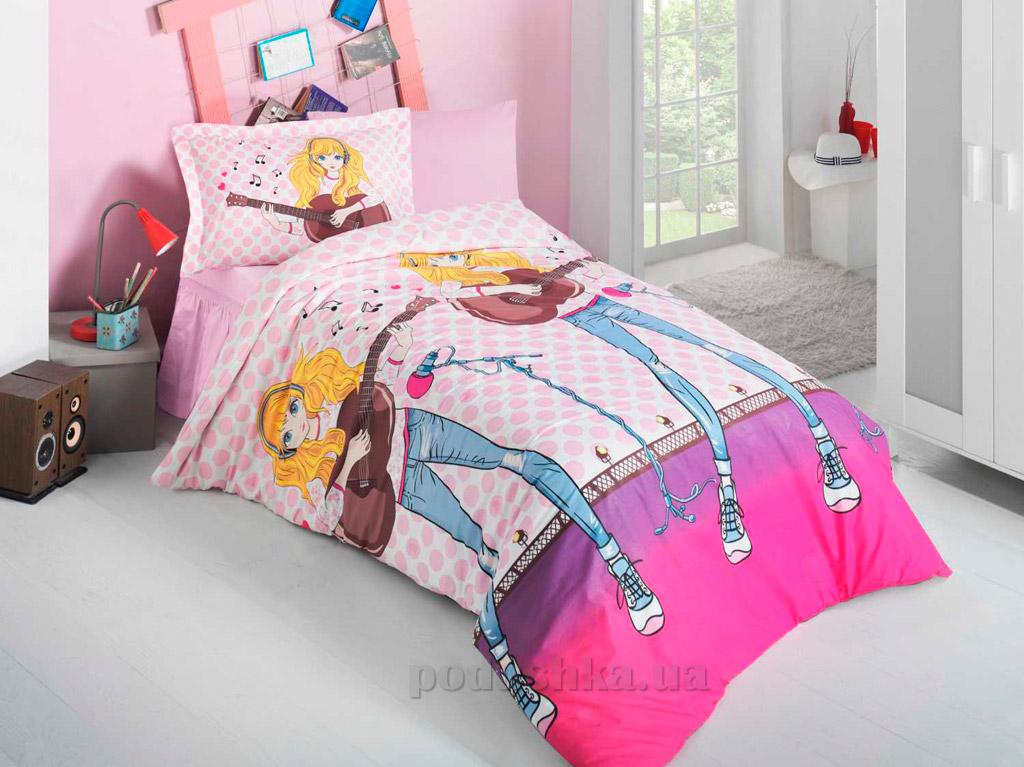 Подростковое постельное белье Aran Clasy Emily V1