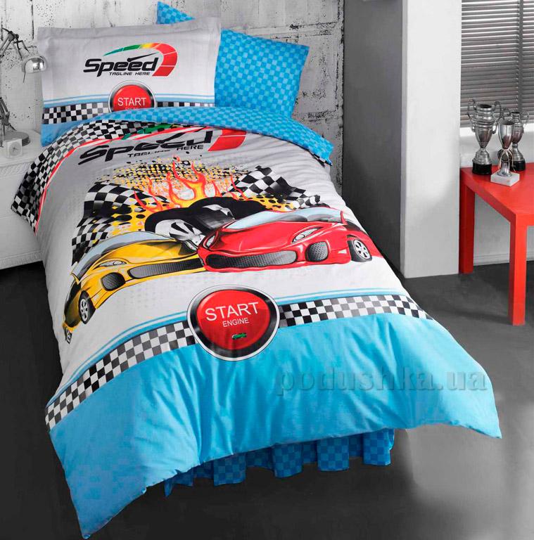 Подростковое постельное белье Aran Clasy Racer