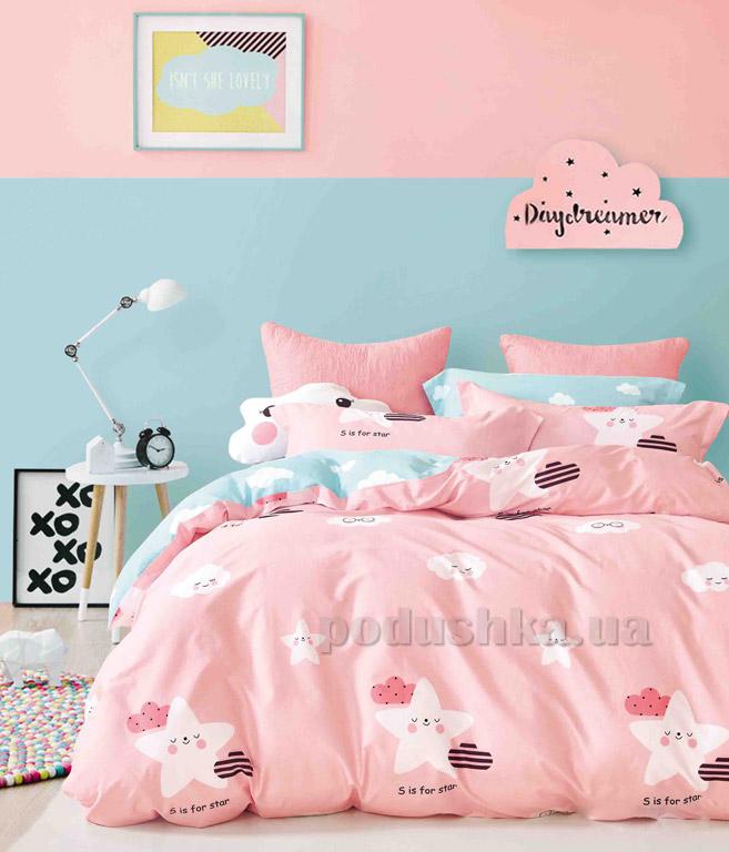 Подростковое постельное белье Bella Villa B-0080 сатин