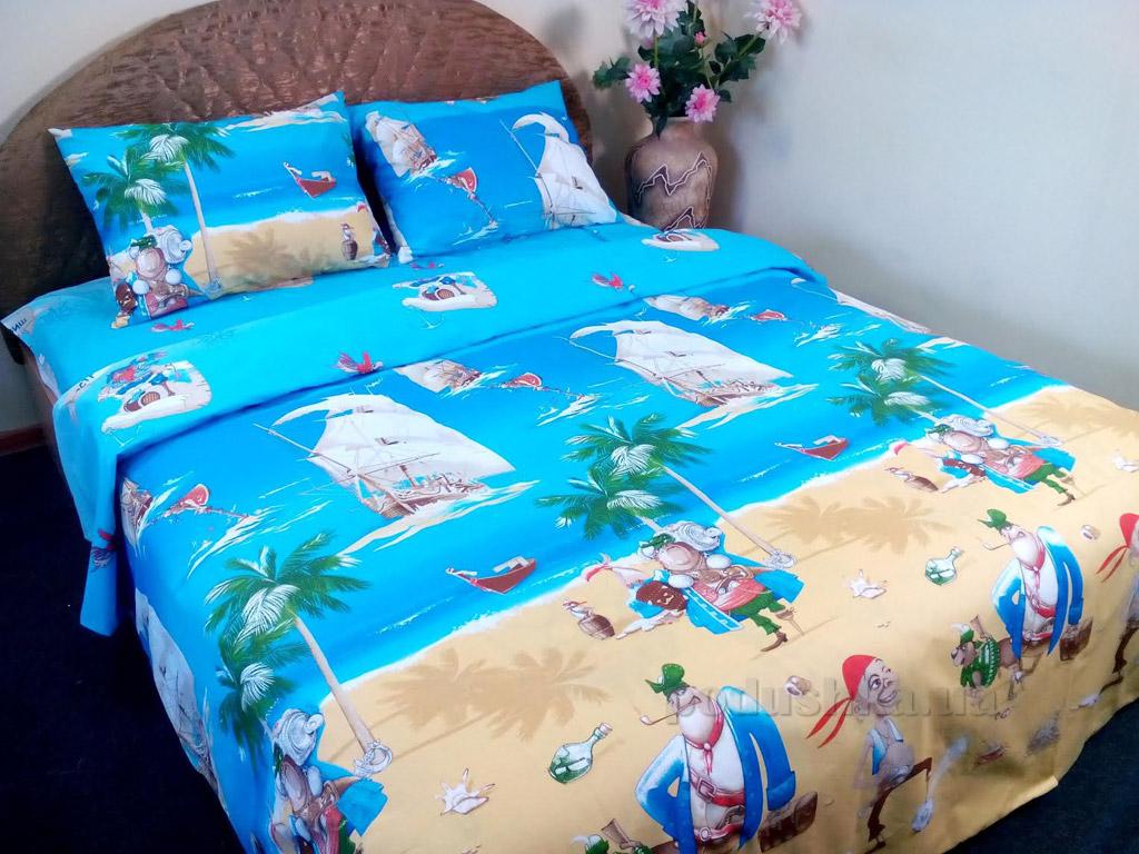 Подростковое постельное белье Билана Остров сокровищ