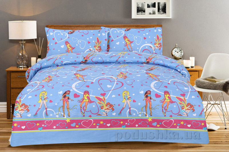 Подростковое постельное белье Dreams Malva 110-11 Gold