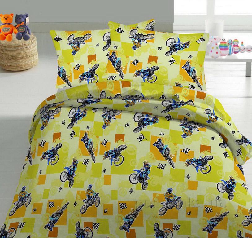 Подростковое постельное белье Dreams Malva 209-01 Lux