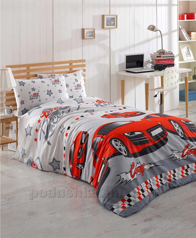 Подростковое постельное белье Eponj Crazy kirmizi
