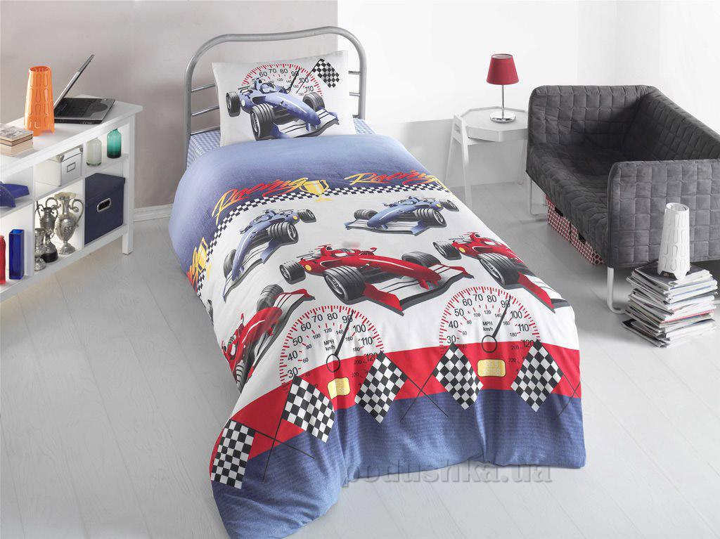 Подростковое постельное белье Eponj Ralli mavi