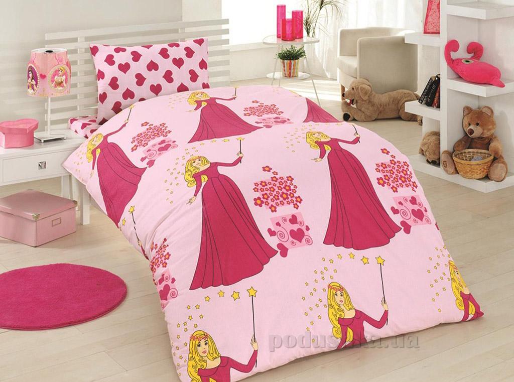 Подростковое постельное белье Eponj Sihir pembe
