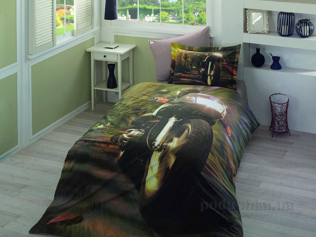 Подростковое постельное белье Hobby 3D Poplin Power