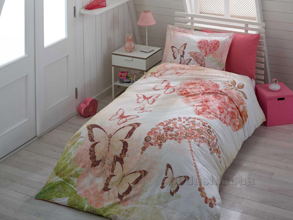 Подростковое постельное белье Hobby 3D Poplin Sweet dreams