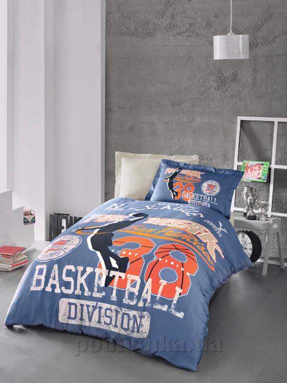 Подростковое постельное белье Luoca Patisca Basketball
