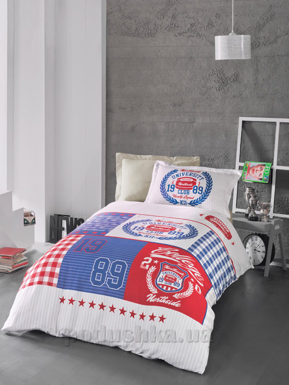 Подростковое постельное белье Luoca Patisca Boris