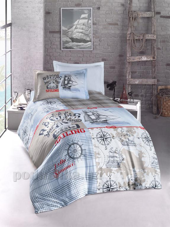 Подростковое постельное белье Luoca Patisca Ship