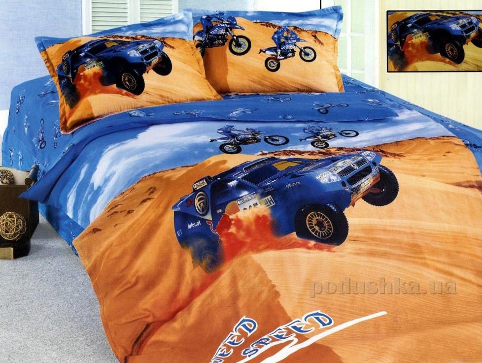 Подростковое постельное белье Shining star SSPD407-3 Полуторный комплект  Shining Star
