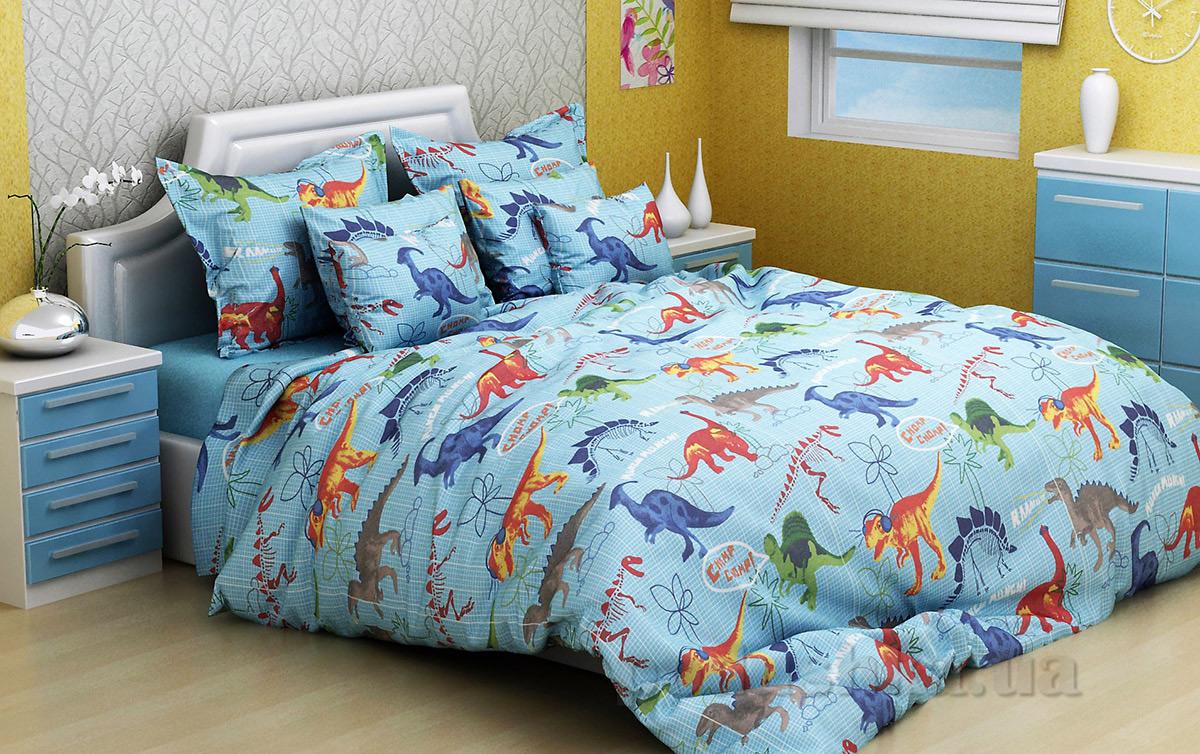 Детское постельное белье SoundSleep Fulong ранфорс