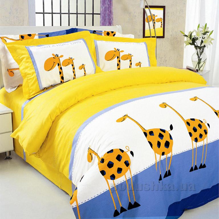 Подростковый комплект постельного белья ТЕП Жираф 604