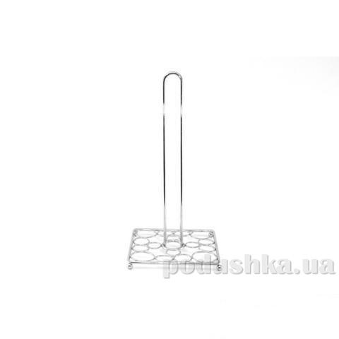 Подставка для бумажного полотенца Gipfel 14,5х14,5х29,5 см (нерж сталь)