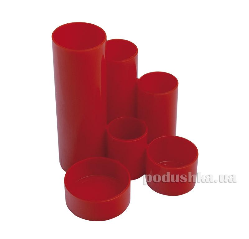 Подставка пластиковая Аринка оранжевая 81005